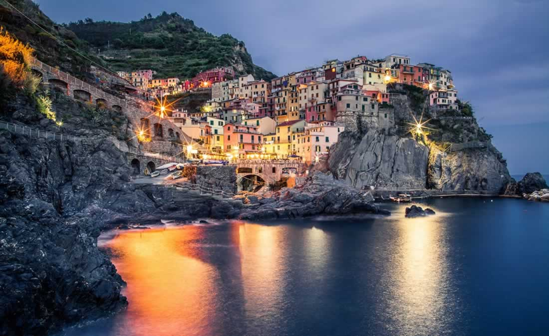 Itinerari nelle cinque terre campeggio per escursioni for Hotels 5 terres italie