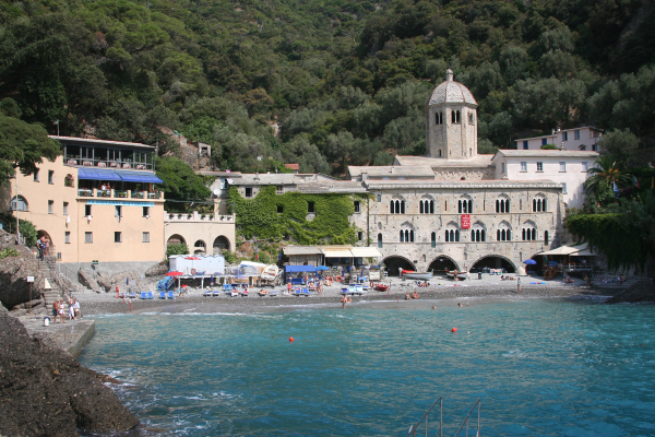 Itineraries In Sestri Levante The Campsite For Trips And Hikes In